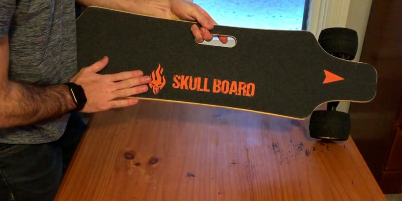 Review of Marui Cruiser Boosted longboard