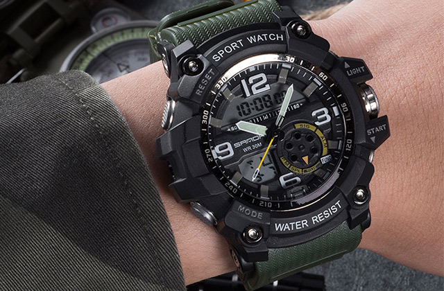 Best Sports Watches for Men