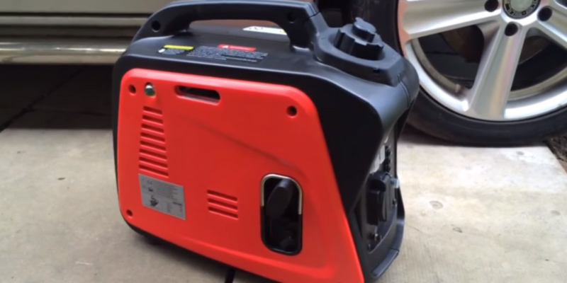 Trueshopping IG950i 800W Portable Inverter Generator in the use
