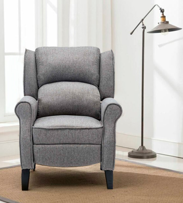 Review of More4Homes EATON Fireside Wing Back Chair