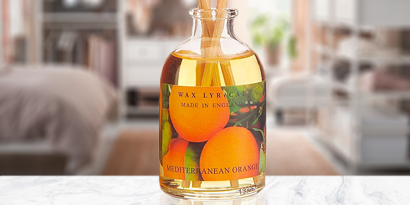 Review of Wax Lyrical Mediterranean Orange Reed Diffuser