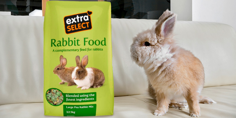 Review of Extra Select 12.5 kg Premium Large Pea Rabbit Feed
