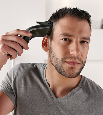 Review of Philips HC5450/83 Hair Clipper with Titanium Blades
