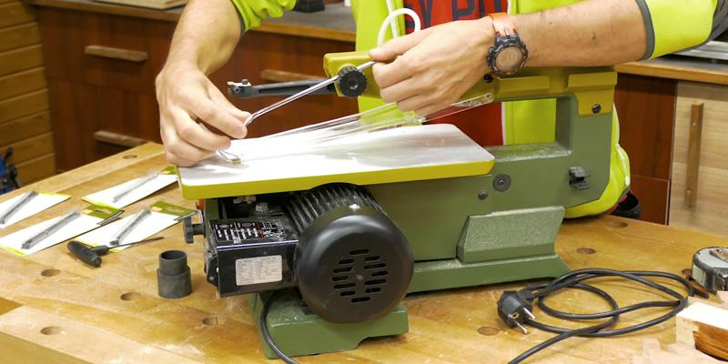 Review of Proxxon Micromot DSH 2-Speed Scroll Saw