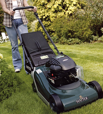 Review of Hayter Hayter 617 Spirit 41 Petrol Mower