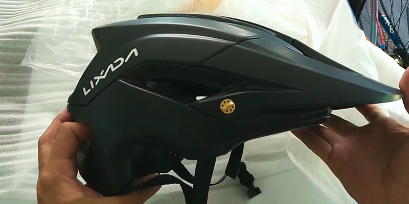 Review of Lixada Protective Mountain Bike Helmet