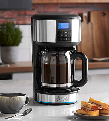 Review of Russell Hobbs 20680 Buckingham Filter Coffee Machine
