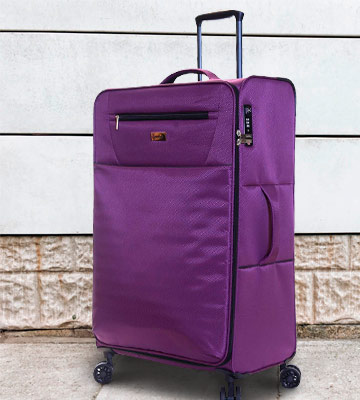Review of Karabar Ultra Lightweight Extra Large Suitcase