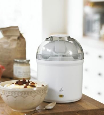 Review of Lakeland 3440 Yoghurt Maker