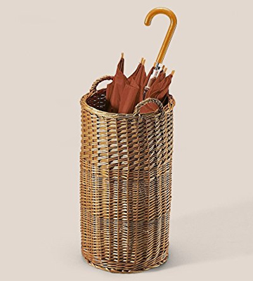 Review of Frank Flechtwaren 107150 Umbrella Stand wicker