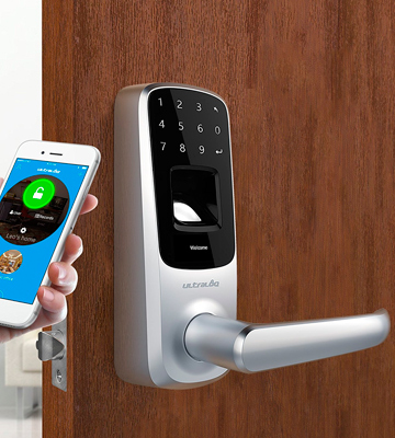 Review of Ultraloq UL3 BT Smart Door Lock