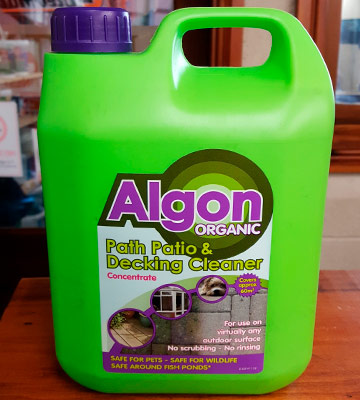 Review of Algon Organic Path & Patio Cleaner
