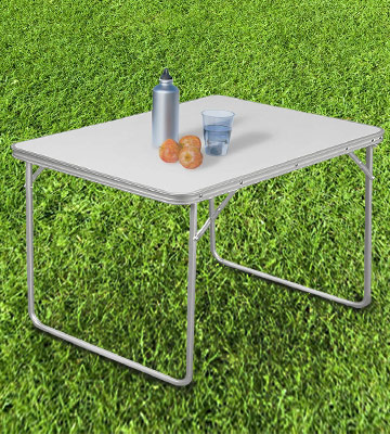 Review of Deuba 100017 Folding Camping Table