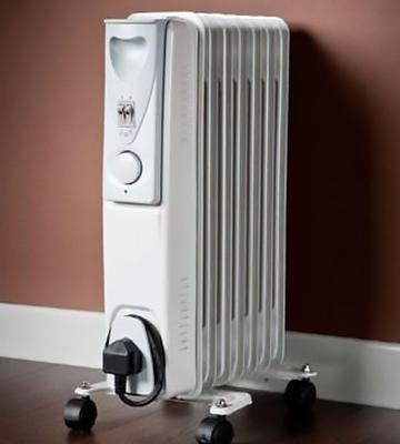 Review of Daewoo Fine Elements Oil Filled Radiator