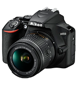 Nikon D3500 DSLR Camera + AF-P DX 18-55mm VR NIKKOR Lens Kit + TRD