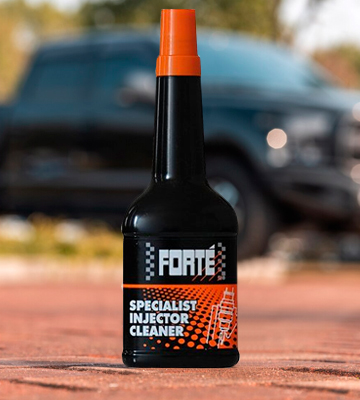 Review of Forte Specialist Injector Cleaner Car Fuel Petrol