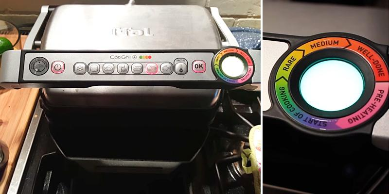 Review of Tefal GC713D40 Optigrill+ Grill Griddler