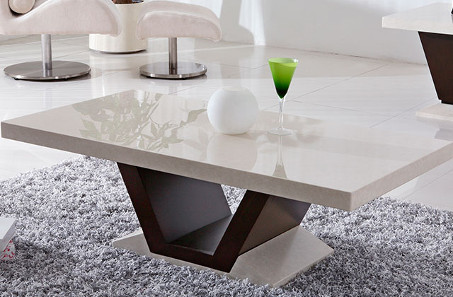 Comparison of Marble Coffee Tables