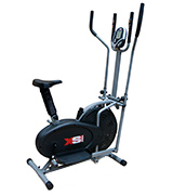 XS Sports Pro 2-in-1 Cross Trainer/Exercise Bike