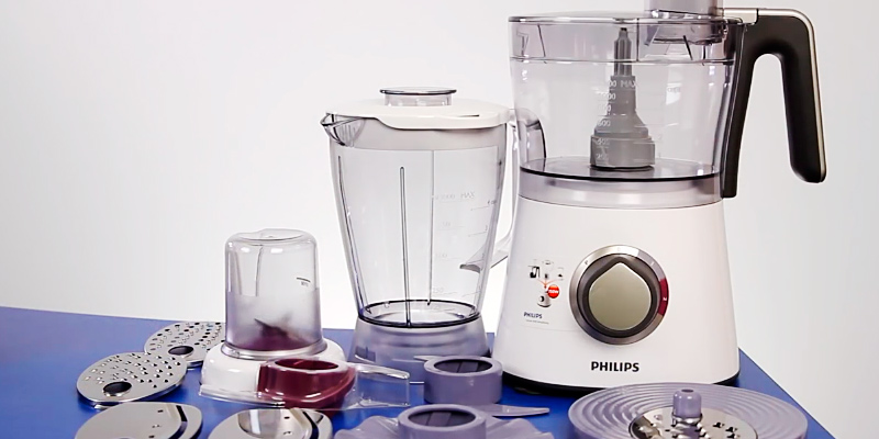 Review of Philips HR7761/01 Food Processor