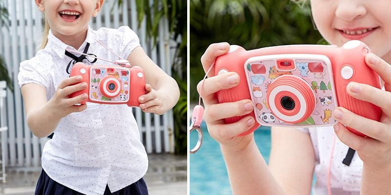 Review of Victure (KC400) Kids Camera