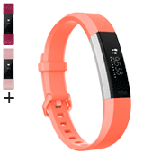 Fitbit Alta Fitness Tracker for Women