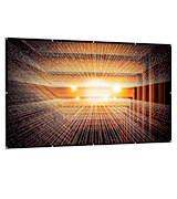 VANKYO (PS04) 100 inch | 16:9 | Portable Indoor/Outdoor Projector Screen