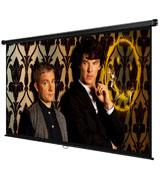 VonHaus 05/050 90-Inch Projector Screen