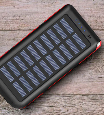 Review of CXL Q100 Portable Phone Solar Charger