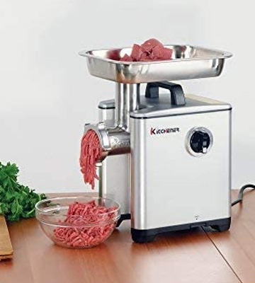 Review of Kitchener Heavy Duty Commercial Grade Electric Meat Grinder