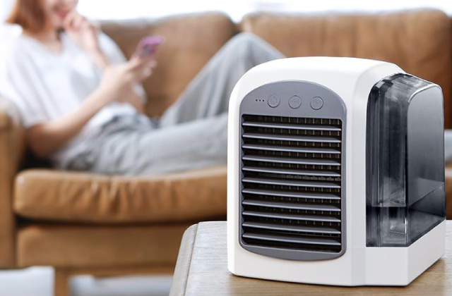 Best Portable Mini Air Conditioners for Hot Summer Strolls