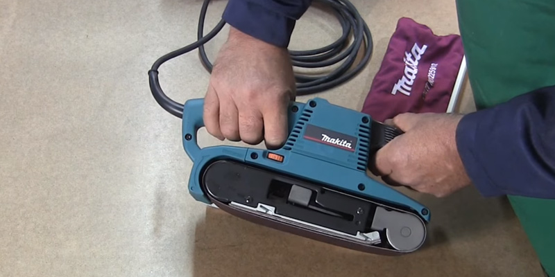 Makita 9404/2 in the use