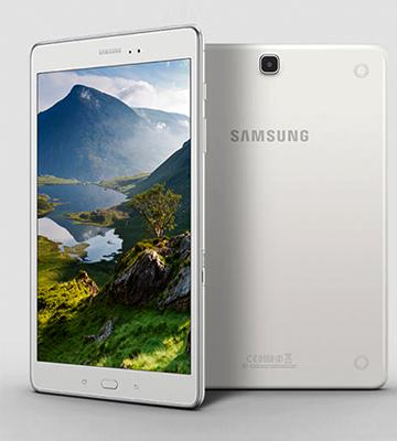 Review of Samsung Galaxy TAB A SM-T550