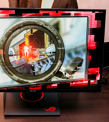 Review of ASUS ROG Swift PG279Q 27-inch Gaming Monitor (IPS, 1440p, 165Hz, G-Sync)
