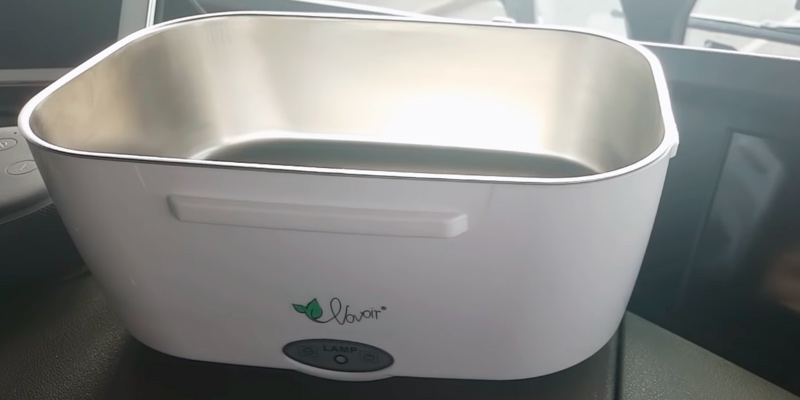 Review of VOVOIR 2 in1 Electric Lunch Box Food Heater