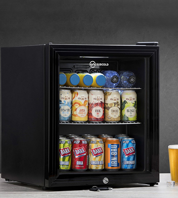 Review of Subcold Super50 Drinks Mini Fridge