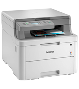Brother DCP-L3510CDW Colour Laser Printer (Wireless)
