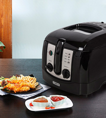 Review of Tower T17002 Deep Fat Fryer