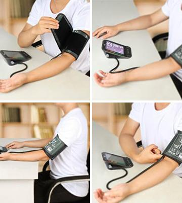 Review of 1byone Upper Arm Blood Pressure Monitor