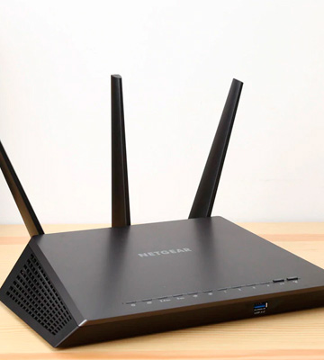 Review of NETGEAR Nighthawk (R7000) AC1900 Wireless Speed (up to 1900 Mbps)