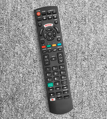 Review of StarlianTracker Panasonic TV Replacement Remote Control