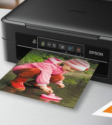 Review of Epson Expression Home XP-245 All-in-One Inkjet Printer