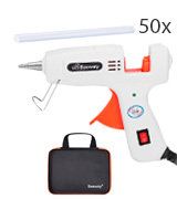 BEEWAY Glue Gun with Carrying Case, Beeway