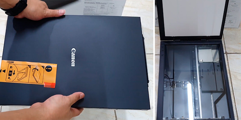 Review of Canon CanoScan LiDE 300 Colour Flatbed Scanner