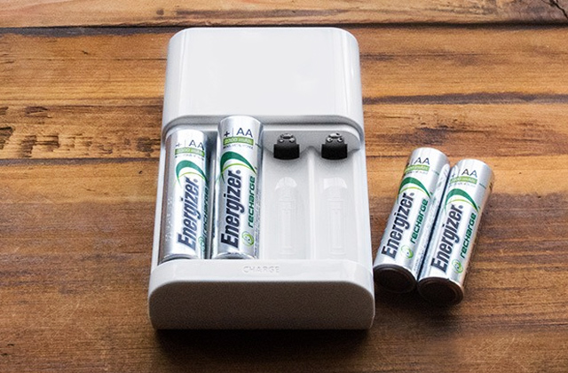 Best Rechargeable Battery Chargers