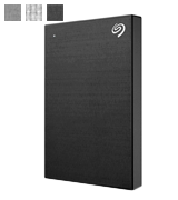 Seagate One Touch Portable External HDD for Mac (USB 3.0) [2020 Model]