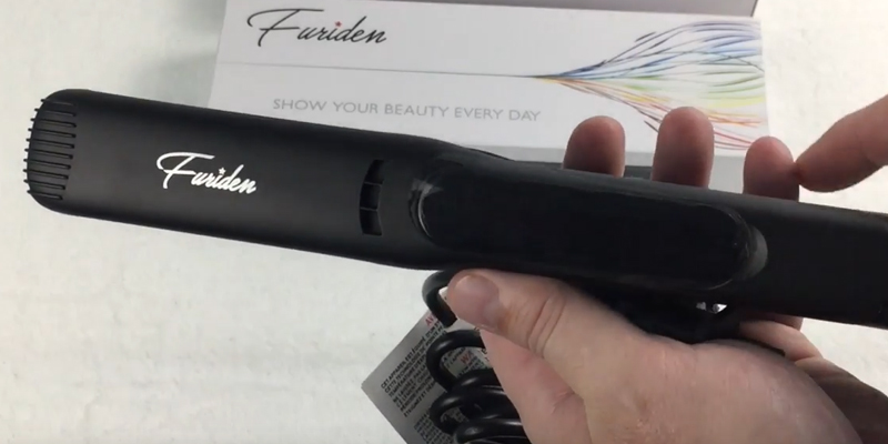 Review of Furiden Dual Voltage Steam Hair Straightener