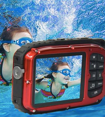 Review of PowerLead Gapo G051 Digital Camera Underwater