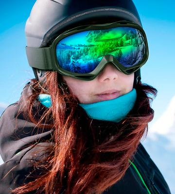 Review of OutdoorMaster Ski / Snowboard Goggles