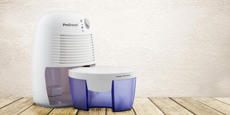 Review of Pro Breeze Compact and Portable Mini Air Dehumidifier
